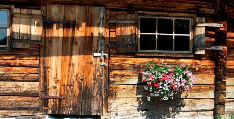 Какой должна быть входная дверь для дачи? изображение