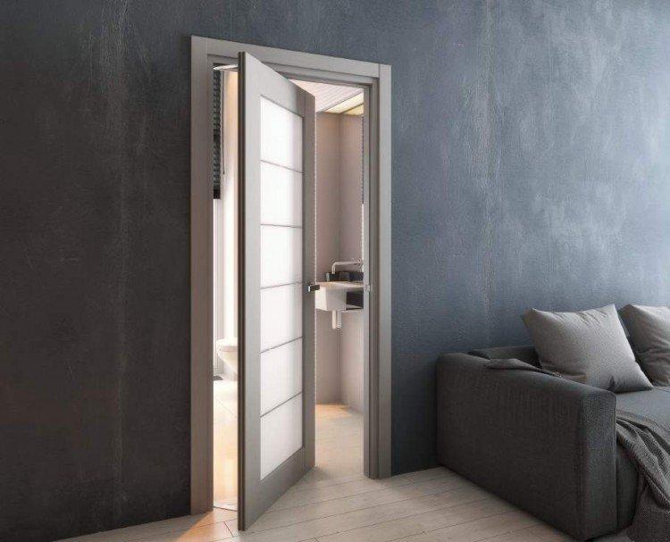 Насколько важны «внешние данные» межкомнатной двери? изображение