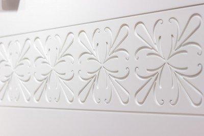 Межкомнатная дверь Ornamento 2 bianco изображение 4