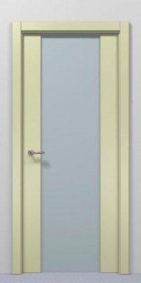 Межкомнатные двери DORUM ламинированные модель VR03 изображение