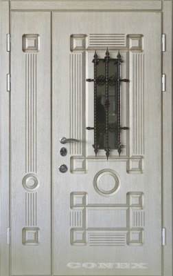 Двери  стальные Conex модель R-41 изображение