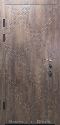 Стальная входная дверь ELITE изображение