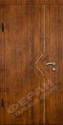 """Входные двери """"Зигзаг 5"""" изображение"""
