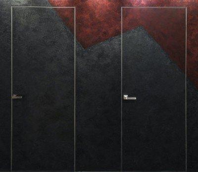 Двери скрытого монтажа грунтованные изображение 2