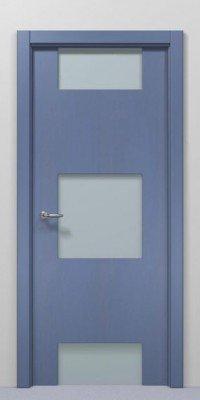 Межкомнатные двери DORUM ламинированные модель VR10 изображение