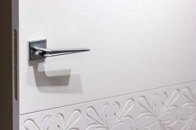 Межкомнатная дверь Ornamento 2 bianco изображение 1