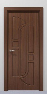 Межкомнатные двери DORUM  модель EL17 изображение