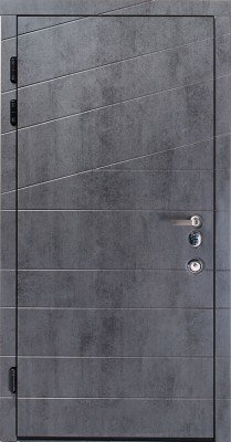 Входные Двери Титан Диагональ 2 изображение