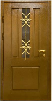 Входная дверь МФ-18 Замки Kale изображение