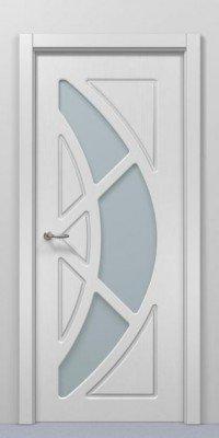 Межкомнатные двери DORUM  модель EL02 изображение