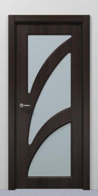 Межкомнатные двери DORUM ламинированные модель EL05 изображение 2