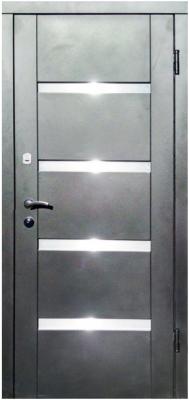 Входная дверь МФ-10 Замки Kale изображение