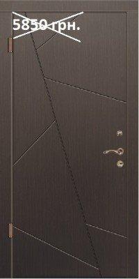 Входные двери в квартиру Каскад - Грация 4 изображение