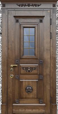 Двери  стальные Conex модель 78 изображение