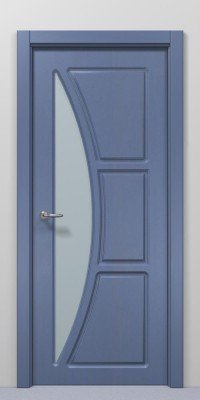 Межкомнатные двери DORUM  модель CL10 изображение 2