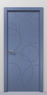 Межкомнатные двери DORUM ламинированные модель TN34 изображение