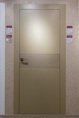 Межкомнатная дверь Graffiata 5 cappuchino изображение