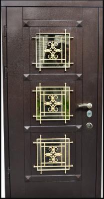 Входная дверь МФ-03 Замки Kale изображение