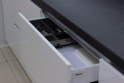 Кухня лофт из микробетона изображение 3