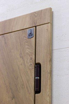 Стальные двери Саган изображение 3