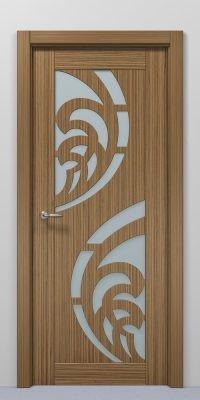 Межкомнатные двери DORUM  модель MN43 изображение