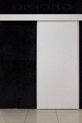 Межкомнатные двери Omega Lines F9 изображение