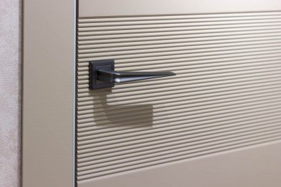 Межкомнатная дверь Graffiata 5 cappuchino изображение 2