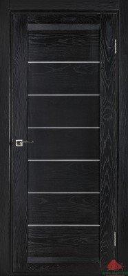 Бристоль чёрный ясень (с молдингами) ПГ изображение