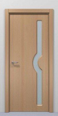 Межкомнатные двери DORUM  модель EL13 изображение