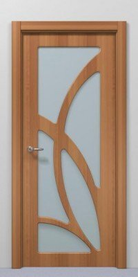 Межкомнатные двери DORUM  модель EL11 изображение