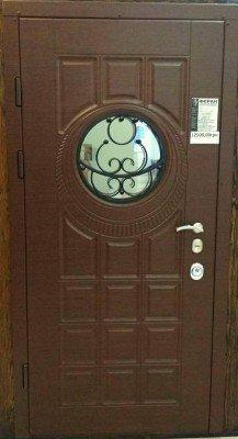 """Входные двери модель """"Стекло 308"""" изображение"""