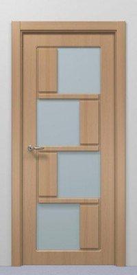 Межкомнатные двери DORUM  модель TN22 изображение