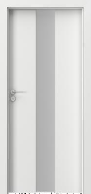 Porta FOCUS, модель 2.0 стекло матовое изображение