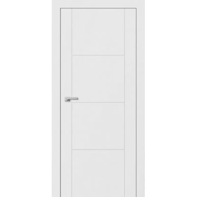 Межкомнатные двери Omega окрашенные эмаль F-2 изображение