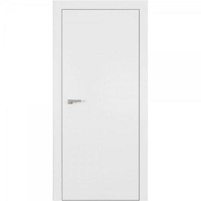 Межкомнатные двери Omega окрашенные эмаль A-1 изображение