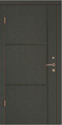 Р8/9 Замки: Кале-2 шт Лист металла-1,8 мм., Толщина: 105/150 мм изображение