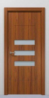 Межкомнатные двери DORUM ламинированные модель TN09 изображение