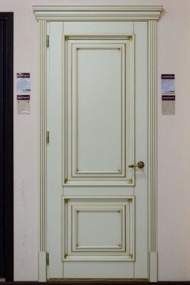 Межкомнатная дверь ручной работы изображение 2