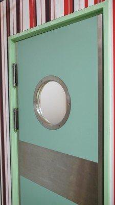 """Внутренняя техническая дверь """"Enduro"""" модель 4 изображение 3"""