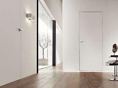 Межкомнатные двери скрытого монтажа изображение
