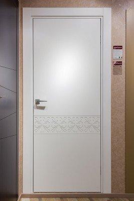 Межкомнатная дверь Ornamento 2 bianco изображение 2