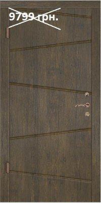 Входные двери в квартиру Триумвират - Канзас изображение