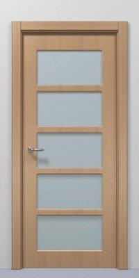 Межкомнатные двери DORUM  модель TN02 изображение