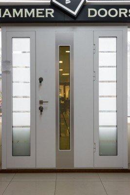 Стальная входная дверь НЕСТАНДАРТ изображение