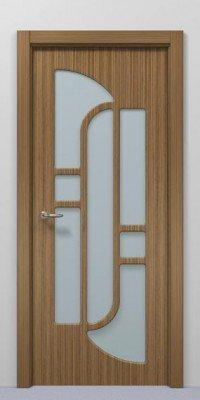 Межкомнатные двери DORUM ламинированные модель EL01 изображение
