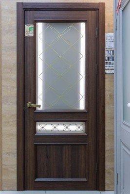 Межкомнатные двери CL 05 изображение