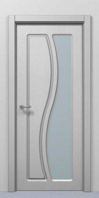 Межкомнатные двери DORUM  модель EL09 изображение