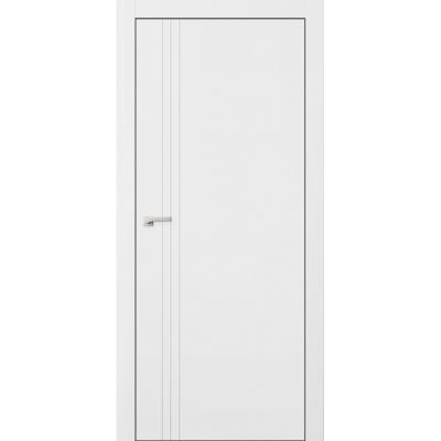 Межкомнатные двери Omega окрашенные эмаль L-7 изображение