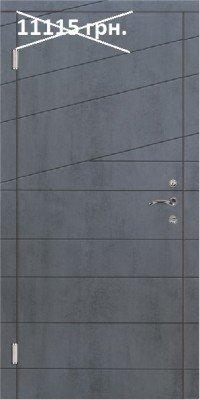 Входные двери Авангард - Диагональ 2 изображение