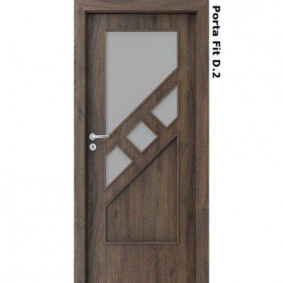 Porta FIT модель D.2 (полотно) изображение 2